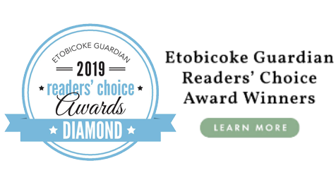 Etobicoke Guardian Readers' Choice Award Winners